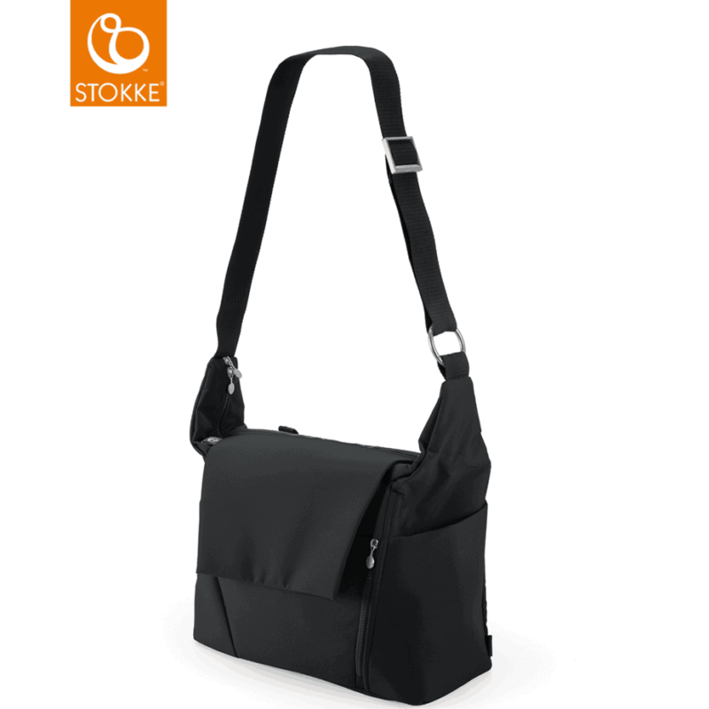 457106-stokke-stroller-change-bag-nappy-pushchair-pram-black-out-and-about-walking-baby-bottles-xplory-scoot-trailz