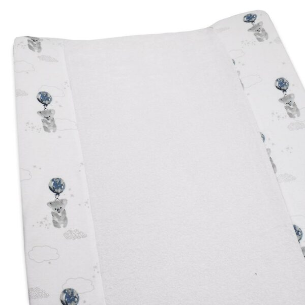 Living Textiles 6116918 Jersey Change Pad Cover Sweet Dream Koala Towelling 0