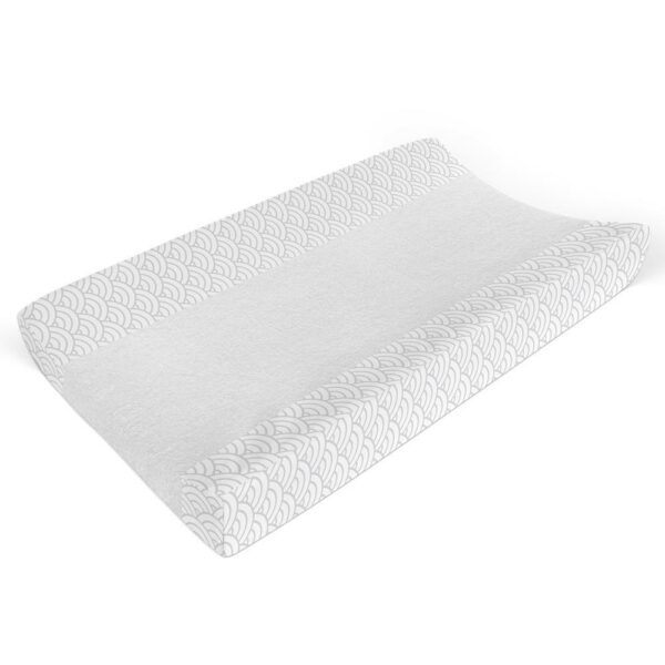 Lolli Living 6116048 Change Pad Cover Waves 0