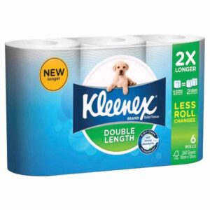 Kleenex-double-length-toilet-tissue-360-sheets-6-pack-0