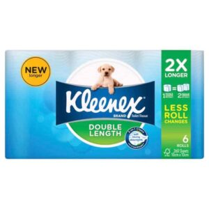 Kleenex-double-length-toilet-tissue-360-sheets-6-pack-1