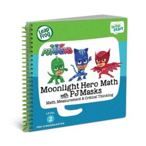 Leapfrog-leapstart-pj-masks-math-activity-book