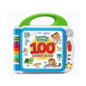 Leapfrog-learning-frieinds-100-words-book