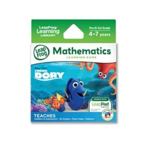 Leapfrog-learning-library-finding-dory