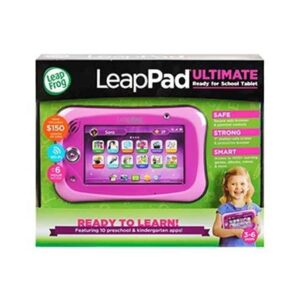 Leapfrogc-leappad-ultimate-pink-get-ready-for-school