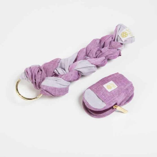 Lillebaby-accessories-ringsling-pomegranate-laying