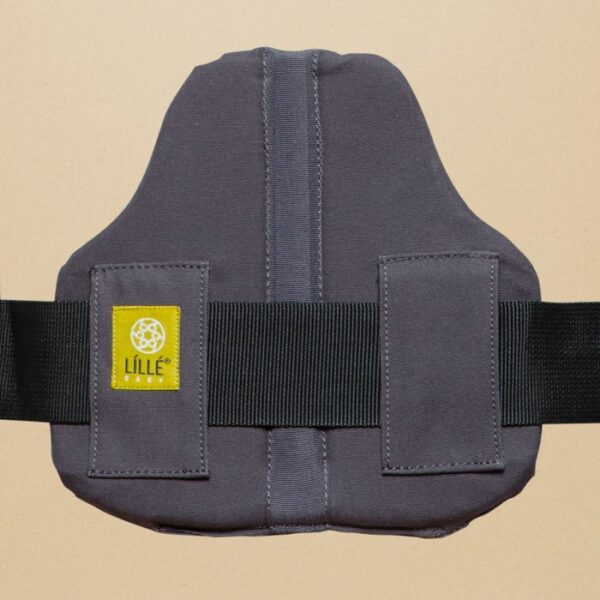 Lillebaby-complete-all-seasons-charcoal-silver-lumbar