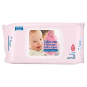 JOHNSON'S Baby Wipes-7894