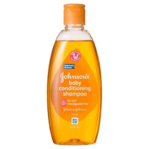 Johnson's Baby Conditioning Shampoo 200mL-1228