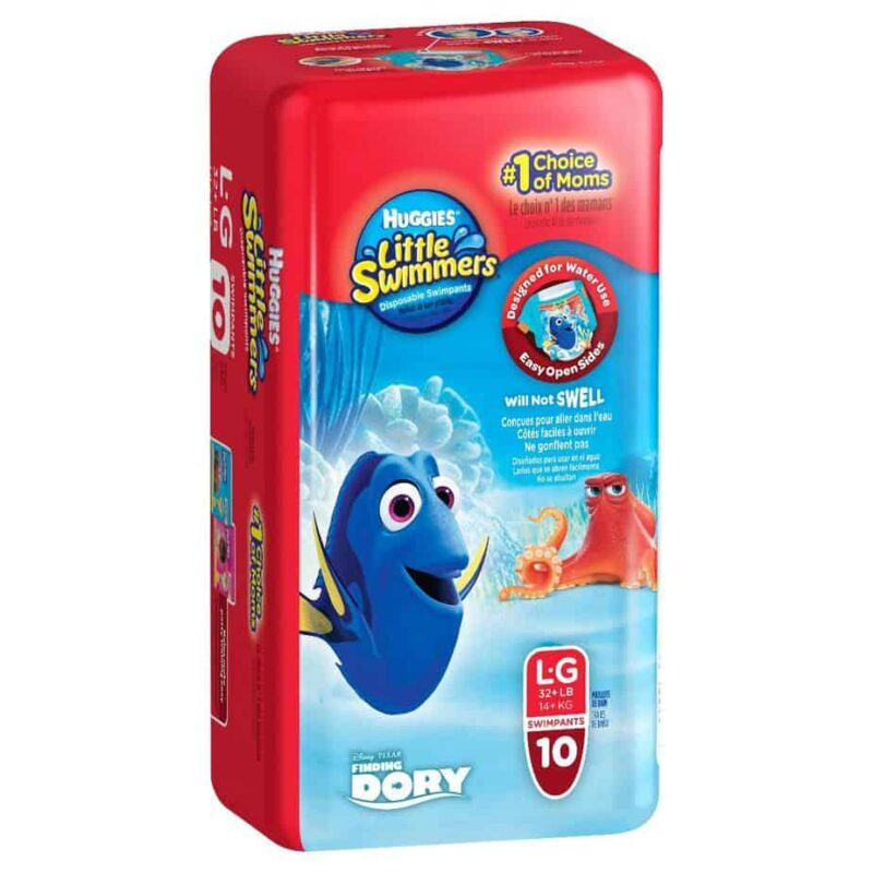 Huggies® Little Swimmers Large 10s-0