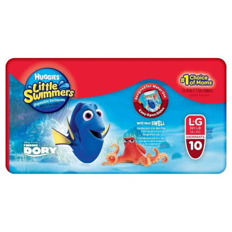 Huggies® Little Swimmers Large 10s-10846