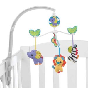 Playgro Jungle Friends Musical Mobile-0
