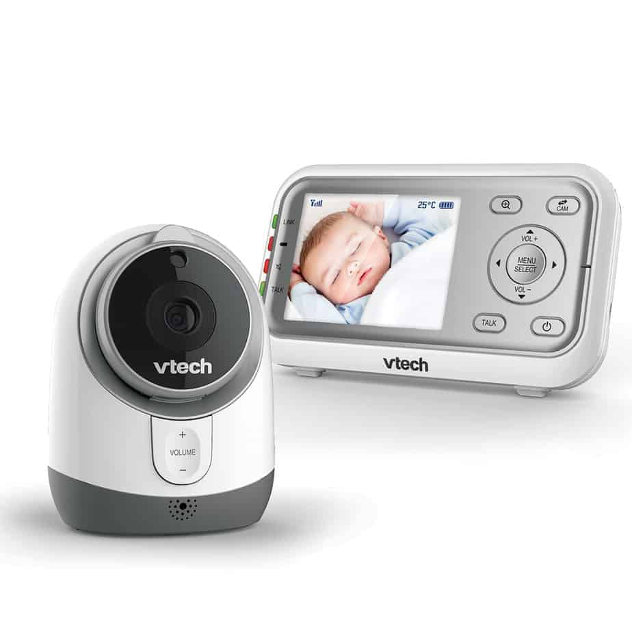 VTECH BM3300 VIDEO & AUDIO MONITOR-12512