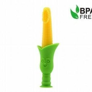silicone teething toothbrush with suction stand 2 list haakaa
